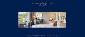 Magazine VICHY CÉLESTINS SPA HÔTEL 2016