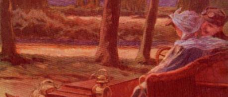 Art - Guide Vichy 1908