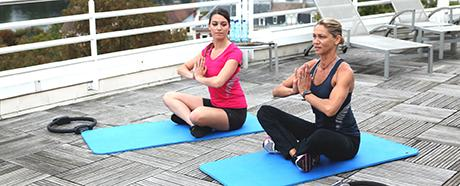 Club Fitness Yoga Vichy